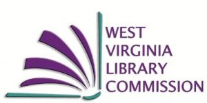 West Virginia Library Commission logo