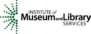 Institute of Museum and LIbrary Services (IMLS) logo